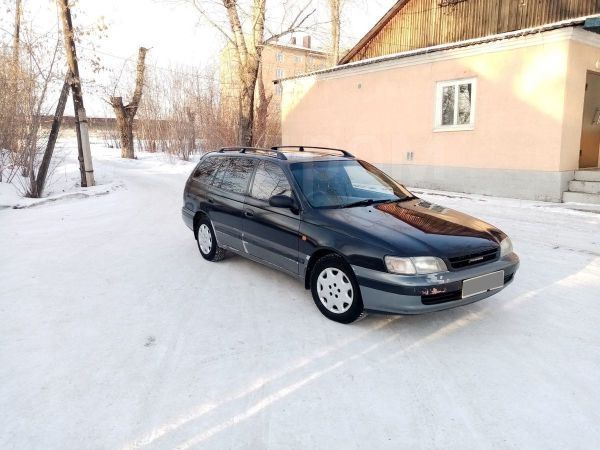 Toyota Caldina, 1994 год, 156 000 руб.