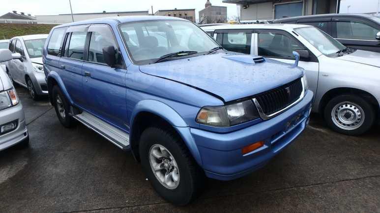 Mitsubishi Challenger, 1997 год, 290 000 руб.
