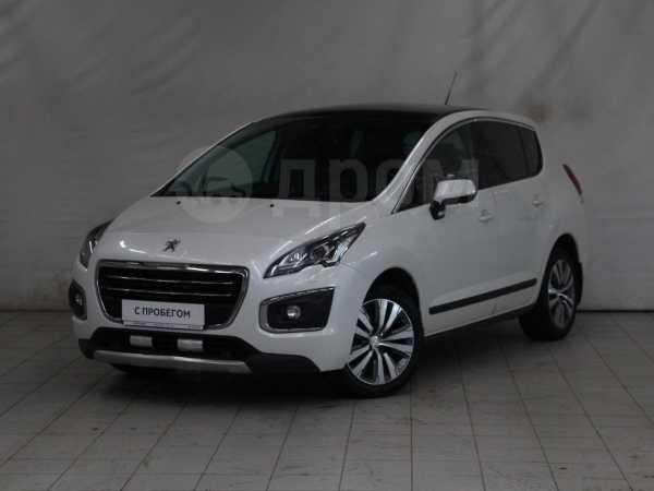 Peugeot 3008, 2014 год, 616 970 руб.