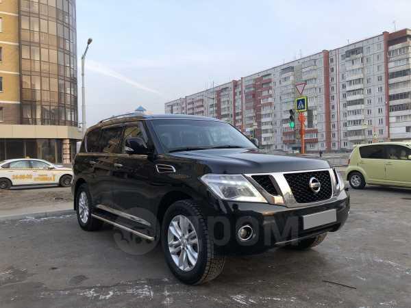 Nissan Patrol, 2012 год, 1 395 000 руб.
