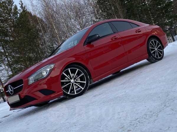 Mercedes-Benz CLA-Class, 2015 год, 1 199 999 руб.