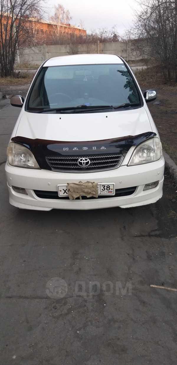 Toyota Nadia, 2001 год, 375 000 руб.