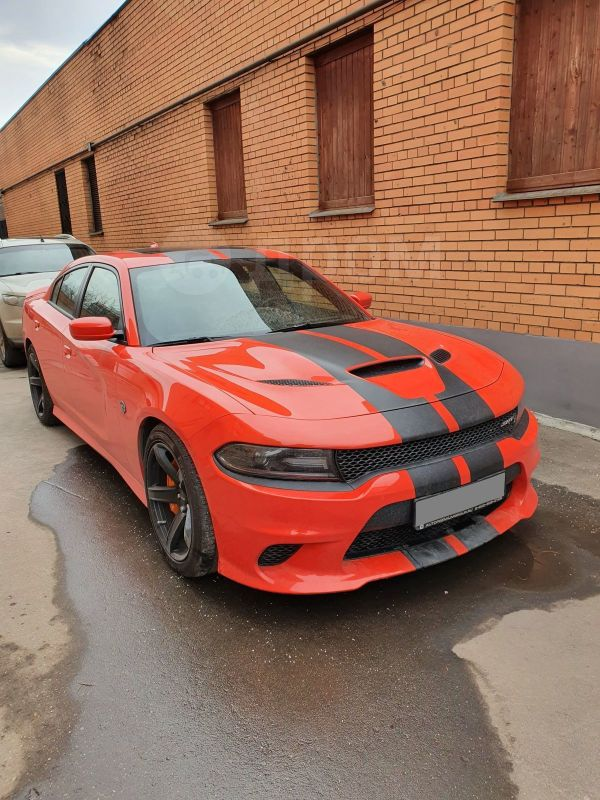 Dodge Charger, 2017 год, 6 500 000 руб.