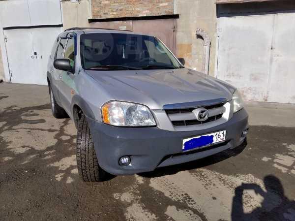 Mazda Tribute, 2004 год, 330 000 руб.