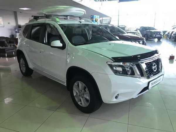 Nissan Terrano, 2019 год, 1 346 000 руб.