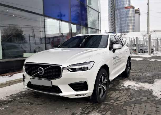 Volvo XC60, 2019 год, 4 200 000 руб.