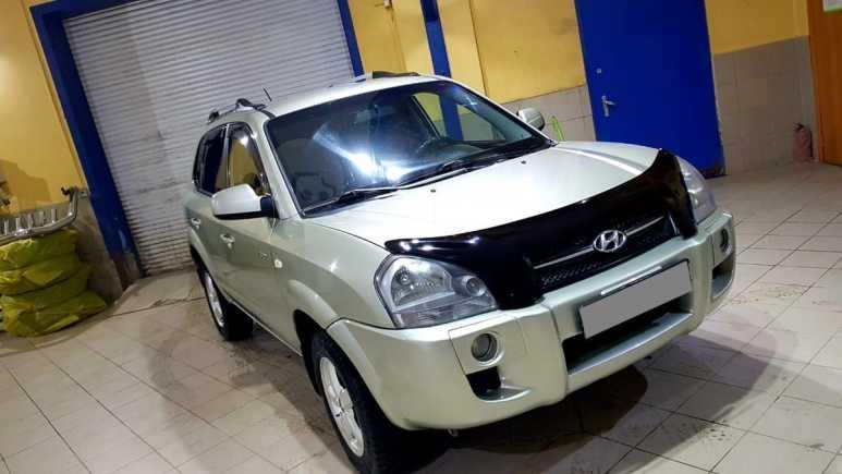 Hyundai Tucson, 2006 год, 469 000 руб.