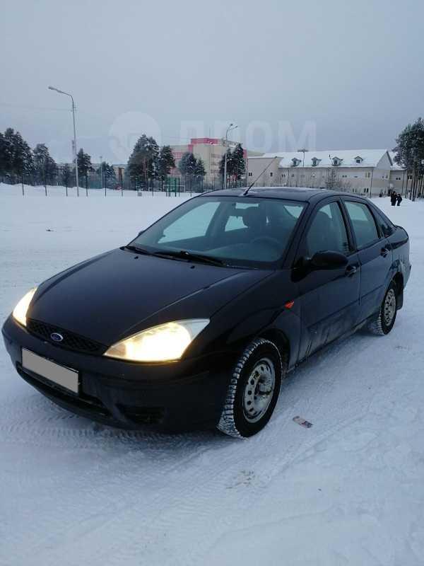 Ford Focus, 2004 год, 150 000 руб.
