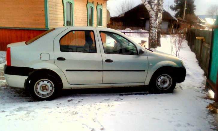 Renault Logan, 2009 год, 220 000 руб.