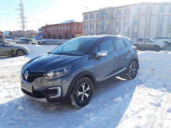 Renault Kaptur, 2017 год, 800 000 руб.