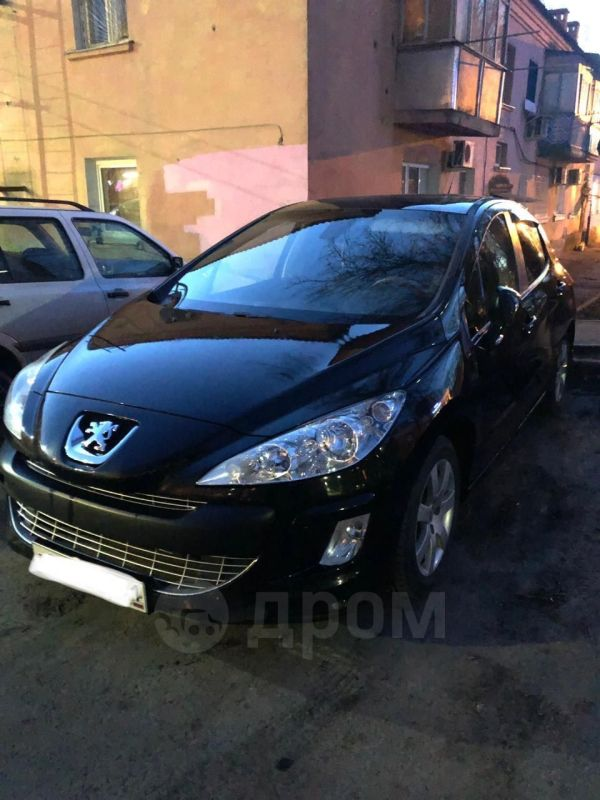 Peugeot 308, 2009 год, 280 000 руб.