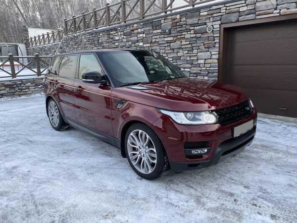 Land Rover Range Rover Sport, 2016 год, 3 955 000 руб.