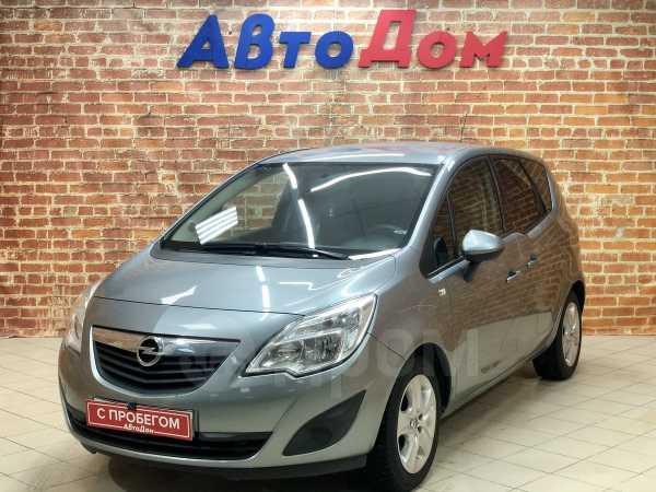 Opel Meriva, 2012 год, 395 000 руб.