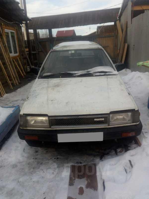 Mazda Familia, 1989 год, 69 999 руб.