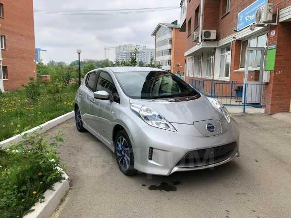 Nissan Leaf, 2016 год, 1 175 000 руб.