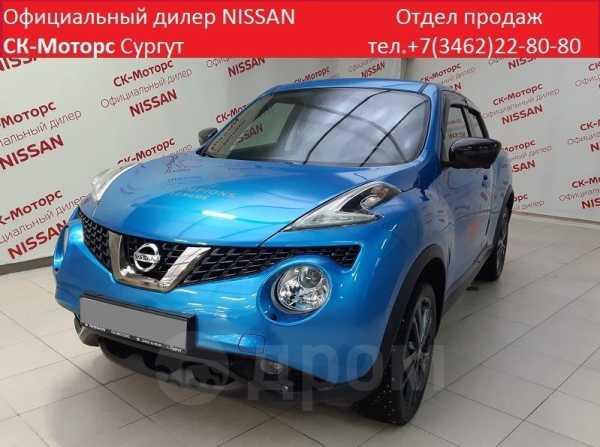 Nissan Juke, 2018 год, 1 366 000 руб.