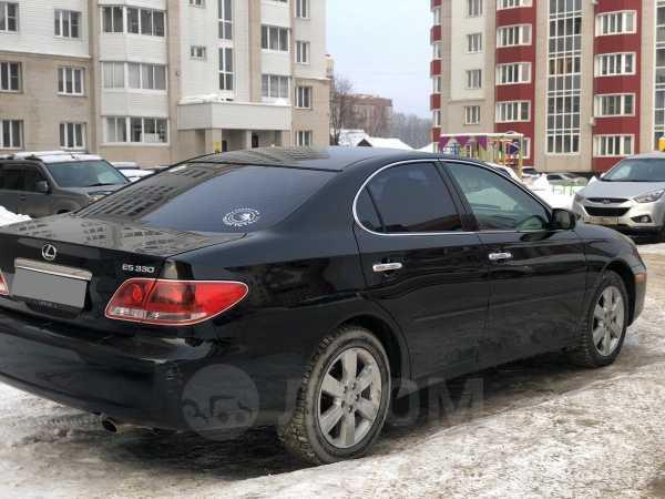 Lexus ES330, 2005 год, 650 000 руб.