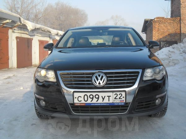 Volkswagen Passat, 2007 год, 480 000 руб.