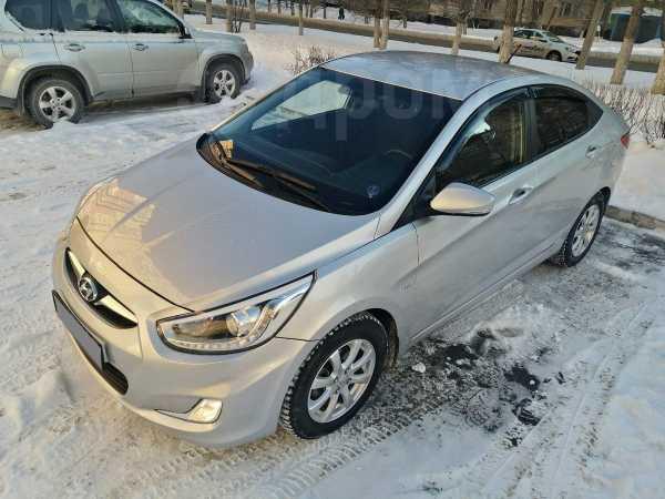 Hyundai Solaris, 2013 год, 477 000 руб.
