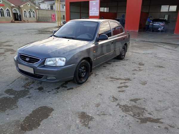 Hyundai Accent, 2006 год, 320 000 руб.