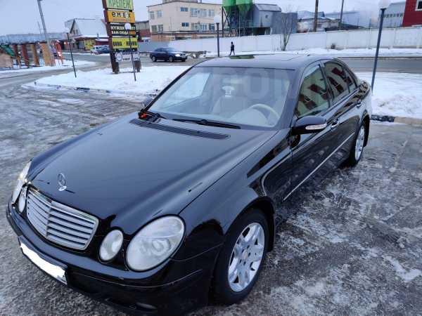 Mercedes-Benz E-Class, 2004 год, 460 000 руб.