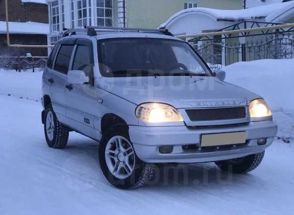 Chevrolet Niva, 2003 год, 169 999 руб.