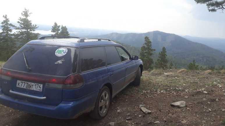 Subaru Legacy, 1997 год, 60 000 руб.