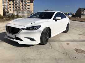 Анапа Mazda6 2017