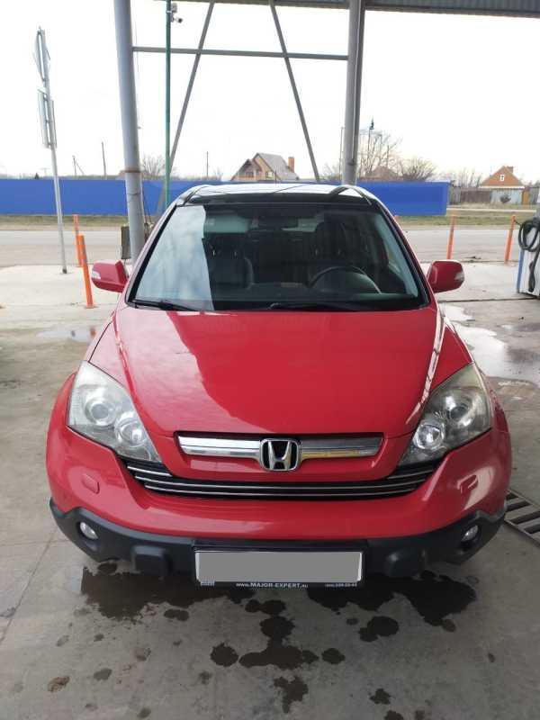 Honda CR-V, 2008 год, 710 000 руб.