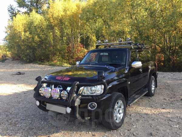 Nissan Safari, 2005 год, 900 000 руб.