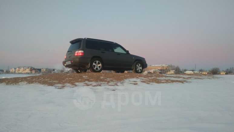 Subaru Forester, 1998 год, 277 000 руб.