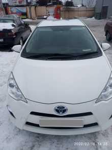 Лосино-Петровский Toyota Aqua 2013