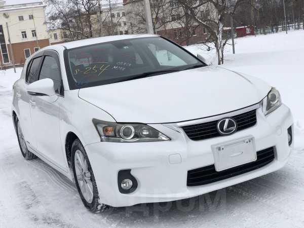 Lexus CT200h, 2012 год, 920 000 руб.