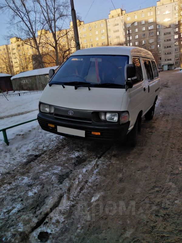 Toyota Town Ace, 1993 год, 168 000 руб.