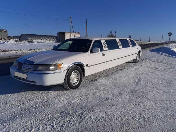 Lincoln Town Car, 2000 год, 270 000 руб.