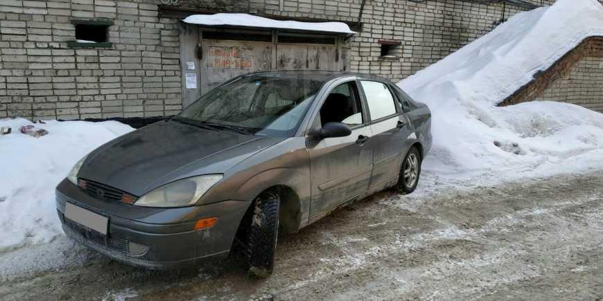 Ford Focus, 2002 год, 90 000 руб.