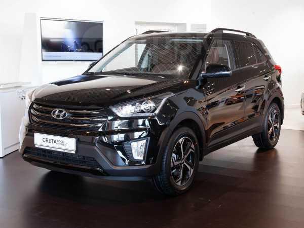 Hyundai Creta, 2020 год, 1 512 000 руб.