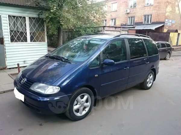Volkswagen Sharan, 2000 год, 210 000 руб.