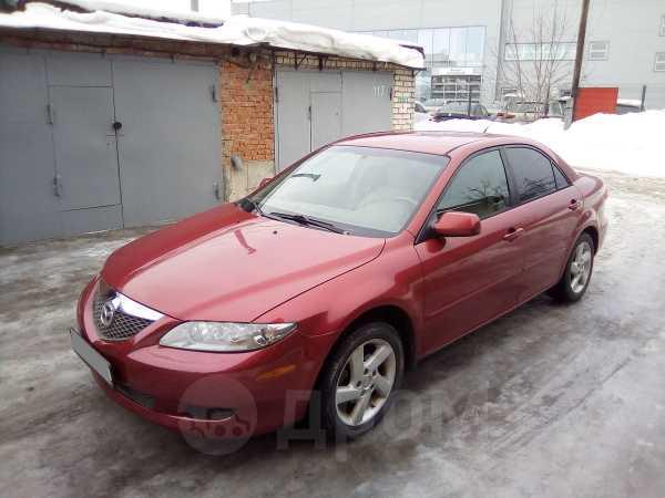 Mazda Mazda6, 2004 год, 259 000 руб.