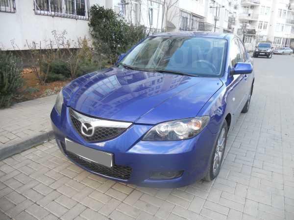 Mazda Mazda3, 2007 год, 359 000 руб.