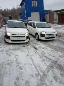 Москва Toyota Probox 2015