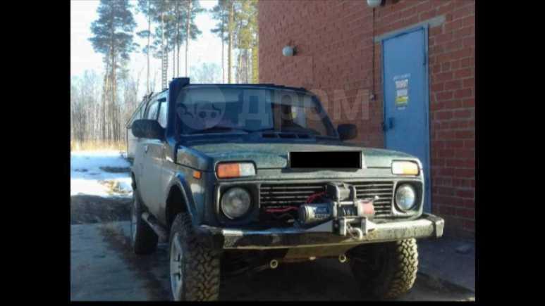 Лада 4x4 2121 Нива, 2010 год, 220 000 руб.
