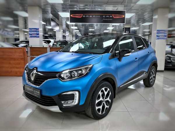 Renault Kaptur, 2017 год, 770 000 руб.