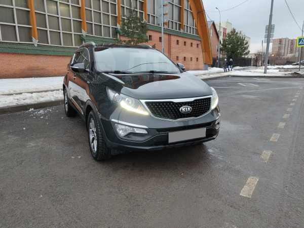 Kia Sportage, 2015 год, 990 000 руб.