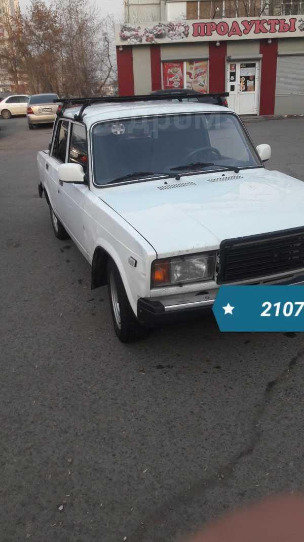 Лада 2107, 2007 год, 55 000 руб.