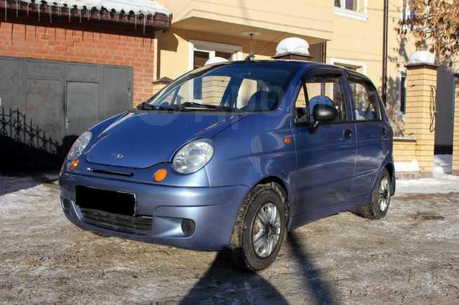 Daewoo Matiz, 2007 год, 159 000 руб.