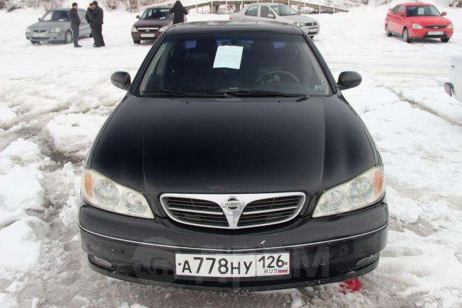 Nissan Maxima, 2004 год, 150 000 руб.