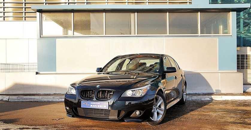 BMW 5-Series, 2008 год, 770 000 руб.
