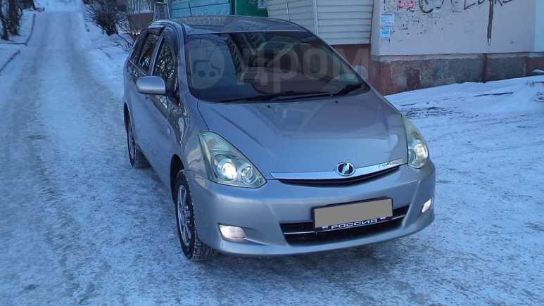 Toyota Wish, 2008 год, 560 000 руб.