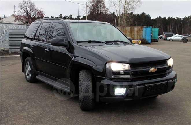 Chevrolet TrailBlazer, 2007 год, 260 000 руб.